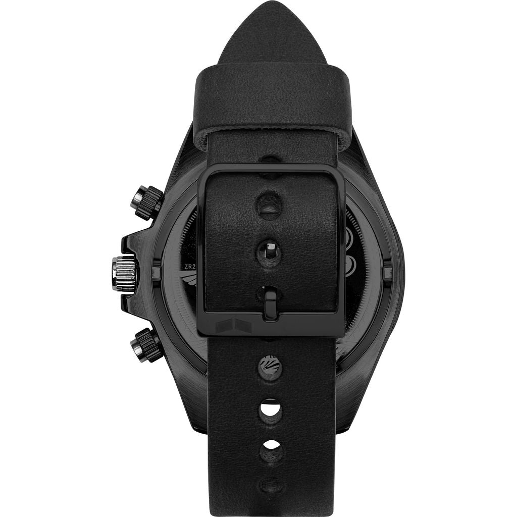 Vestal ZR-2 Makers Watch | Black-Grey/Gun/Gun