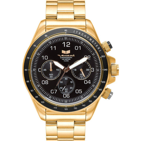 Vestal Zr-2 Watch | Gold/Black ZR2025