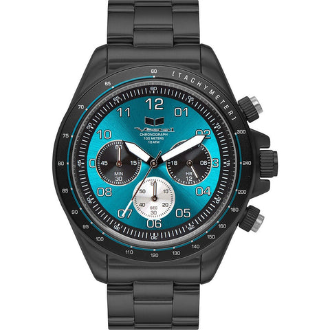 Vestal Zr-2 Watch | Black/Teal ZR2026