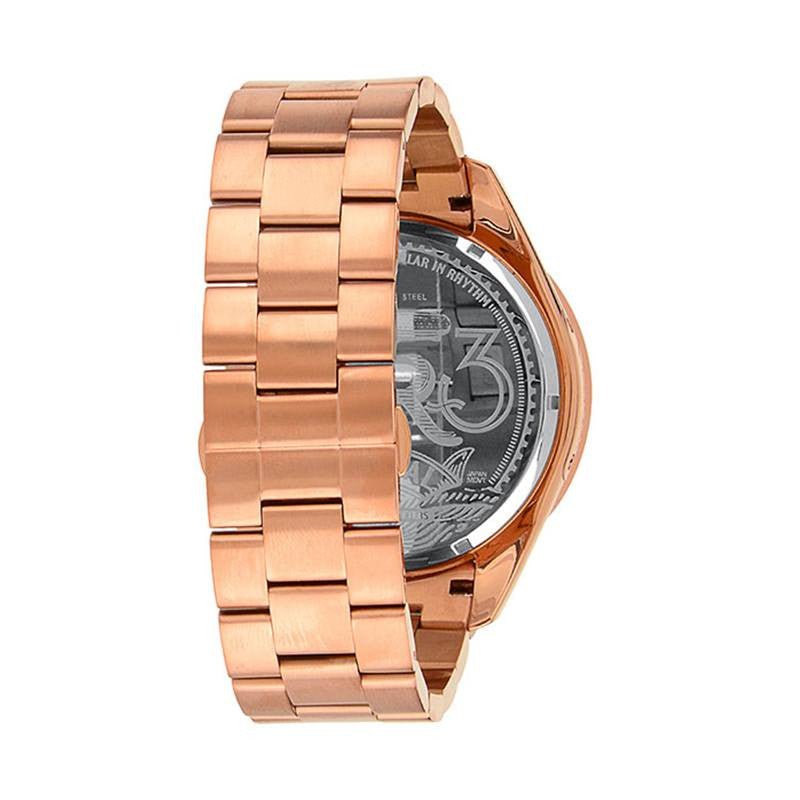 Vestal ZR-3 Minimalist Watch | Rose Gold