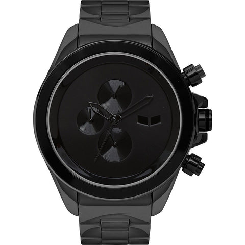 Vestal Zr-3 Minimalist Watch | Polished Black/Black/Black ZR3008