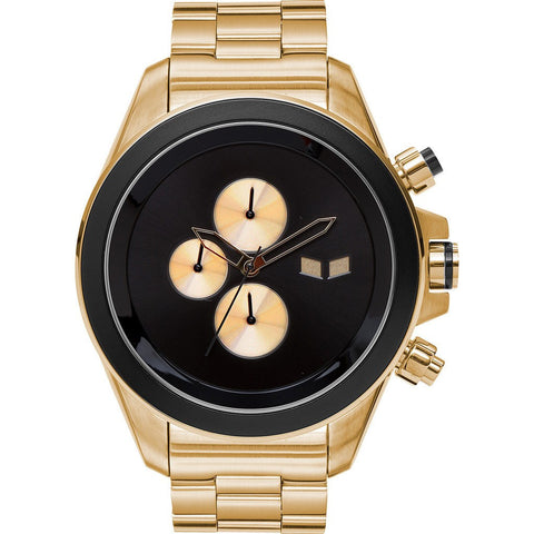 Vestal Zr-3 Minimalist Watch | Gold/Black/Polished/Minimalist ZR3032