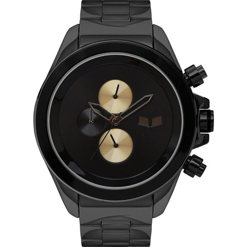 Vestal Zr-3 Minimalist Watch | Black/Gold/Polished/Minimalist ZR3036
