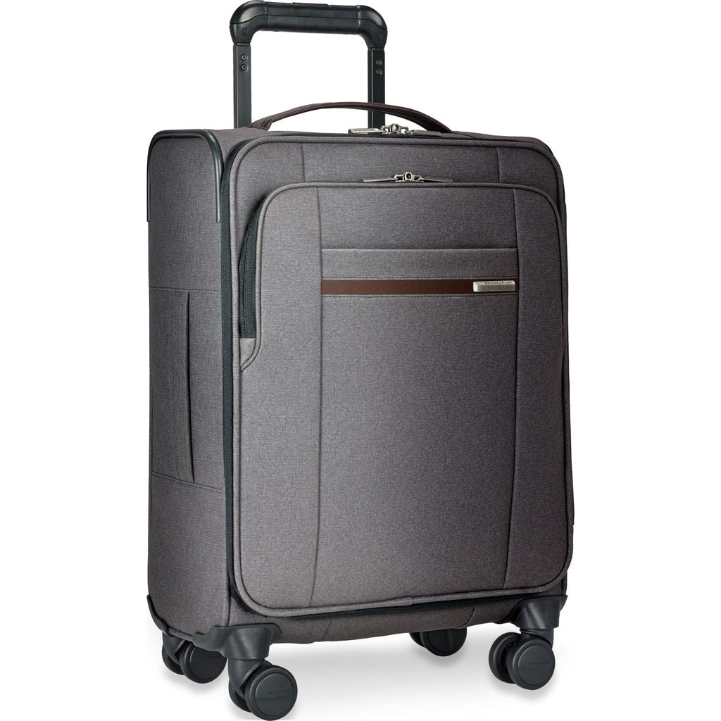 Briggs & Riley International Carry-On Spinner Suitcase  | Grey