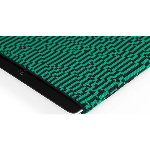 Zuzunaga Roots Ipad 2/3 Case | Green