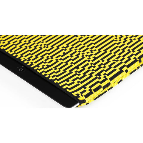 Zuzunaga Roots Ipad 2/3 Case | Yellow