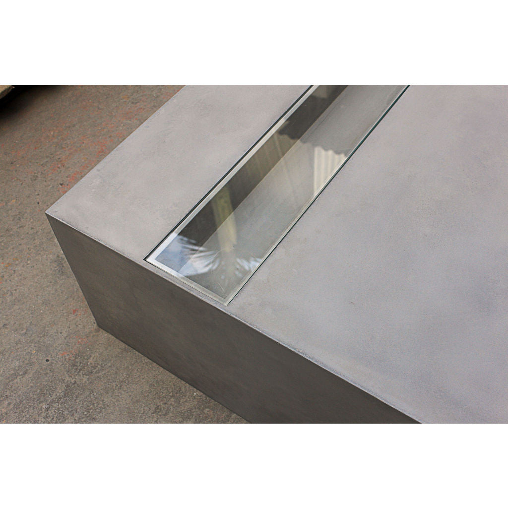 Perfect ... Lyon Beton Zen Rectangular Coffee Table | Concrete D 09023 ...