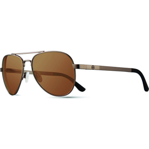 Revo Eyewear Zifi Gunmetal Sunglasses | Brown RB 1000 00 BBW