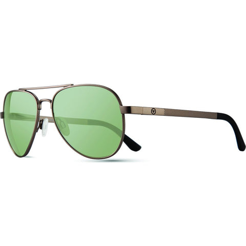 Revo Eyewear Zifi Gunmetal Sunglasses | Green RB 1000 00 BGR
