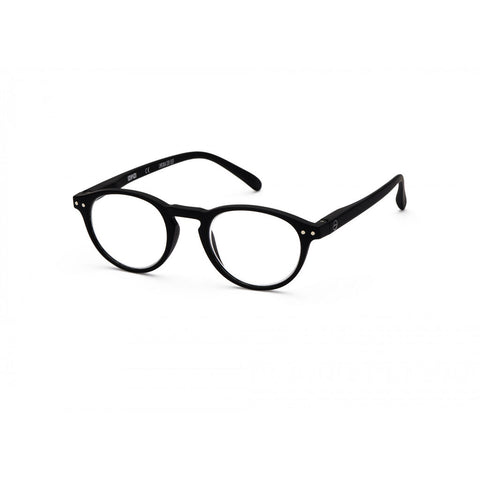 Izipizi Reading Glasses A-Frame | Black