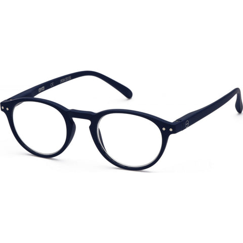 Izipizi Reading Glasses A-Frame | Navy Blue