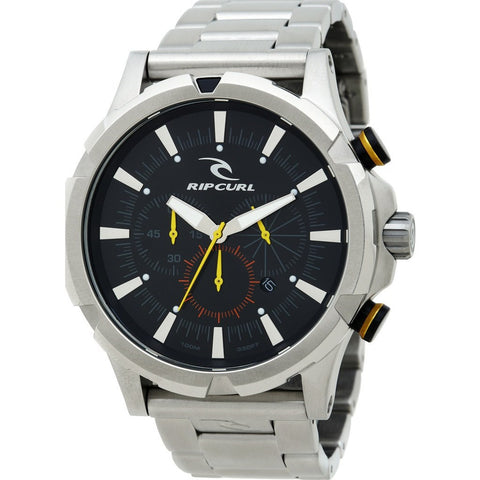 Rip Curl Maverick Chrono SSS Watch | Black A2731-BLK