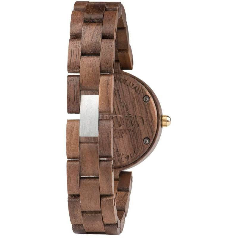 WeWood Acasia Nut Wood Watch | Walnut
