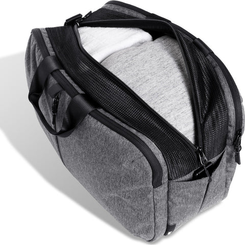 Aer Gym Duffel | Gray AER00019