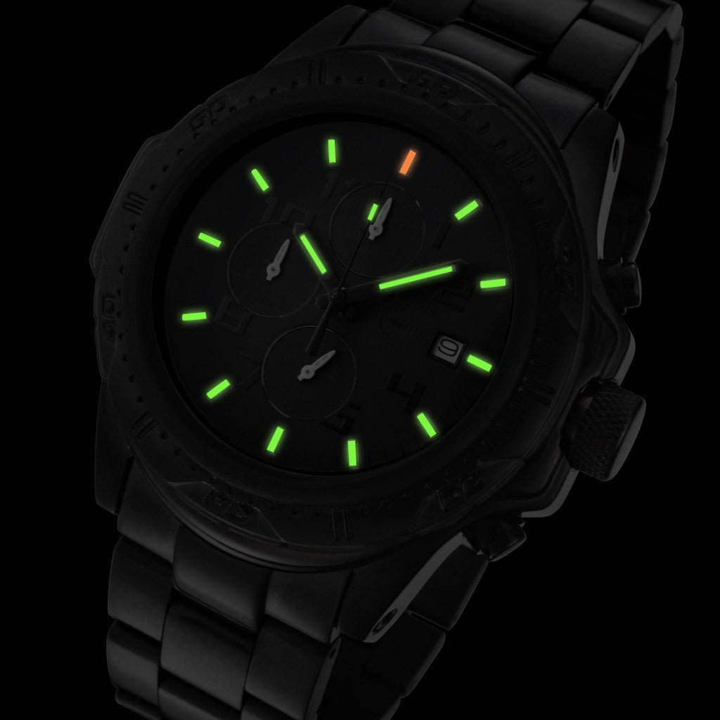 Armourlite Stealth Shatter Proof AL60 Watch | Steel