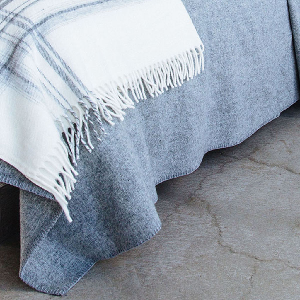 Faribault Pure & Simple Alpine Wool Blanket