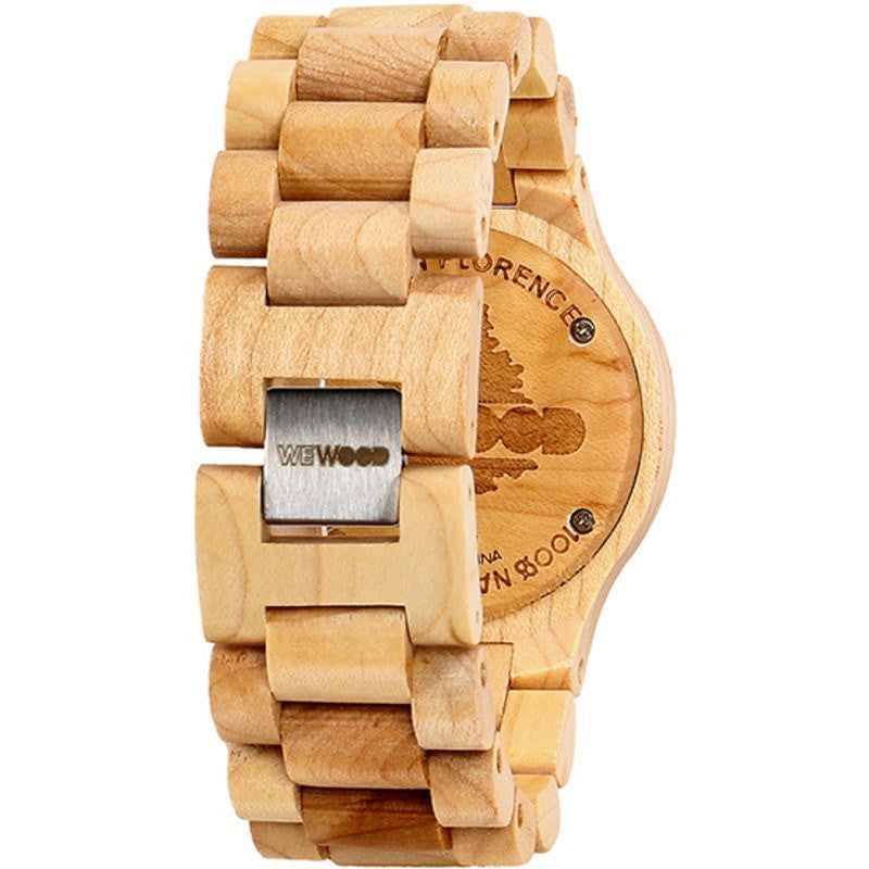 WeWood Aludra Maple Wood Watch | Beige