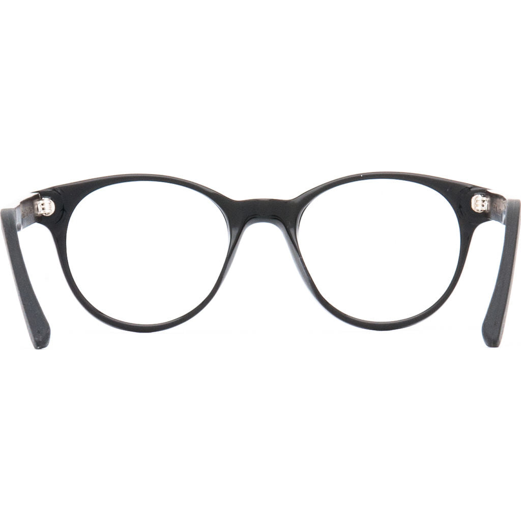 Proof Arco Optical Glasses | Black/Clear