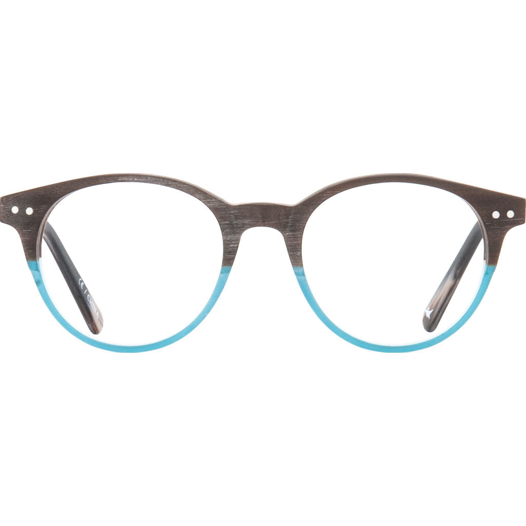 Proof Arco Optical Glasses | Blue Transition/Grain/Clear