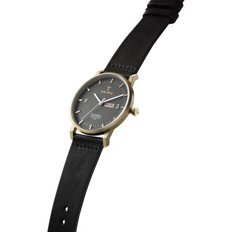 Triwa Ash Klinga Watch | Black Classic KLST107-CL010217