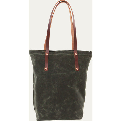 Bradley Mountain Atwood Tote Bag | Pine