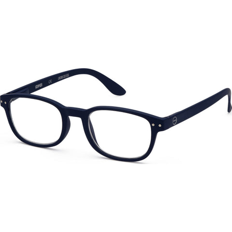 Izipizi Reading Glasses B-Frame | Navy Blue