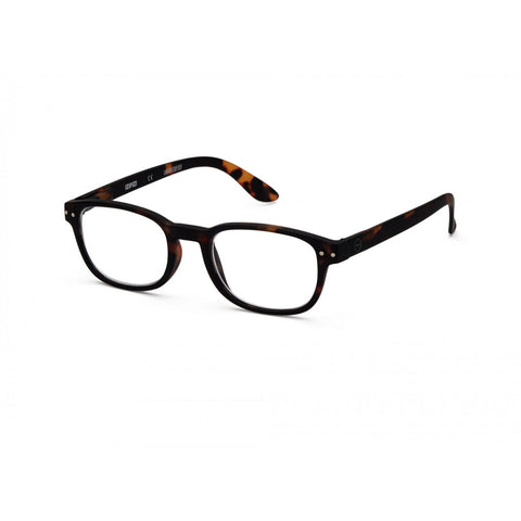 Izipizi Reading Glasses B-Frame | Tortoise +3.00 IZ-LMSBC02-30