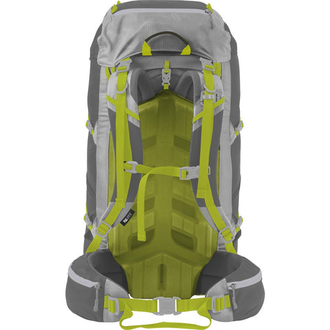 Granite Gear Lutsen 55 Multi-Day Pack | Flint/Chromium/Neolime 5000003-0002/5000006-0002Ê