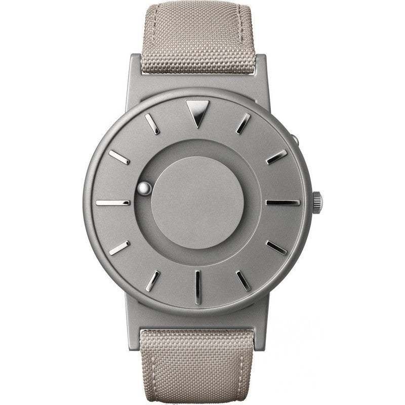 Eone Bradley Watch Classic | Beige Canvas & Leather