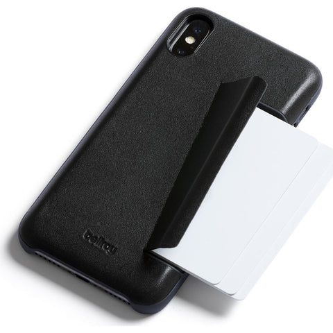 Bellroy iPhone X Case Wallet | Black PCXB-Black