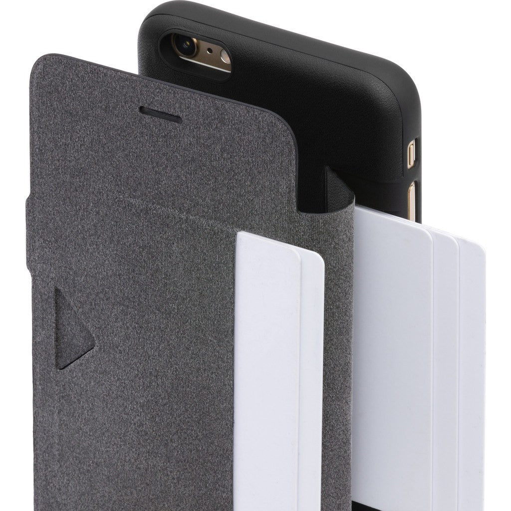 Bellroy iPhone 6/6s Plus Phone Case Wallet | Black PWPA-BLK