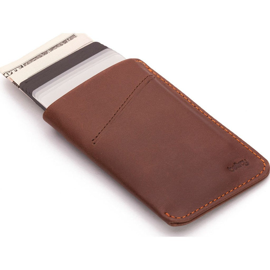 Bellroy Card Sleeve Cocoa