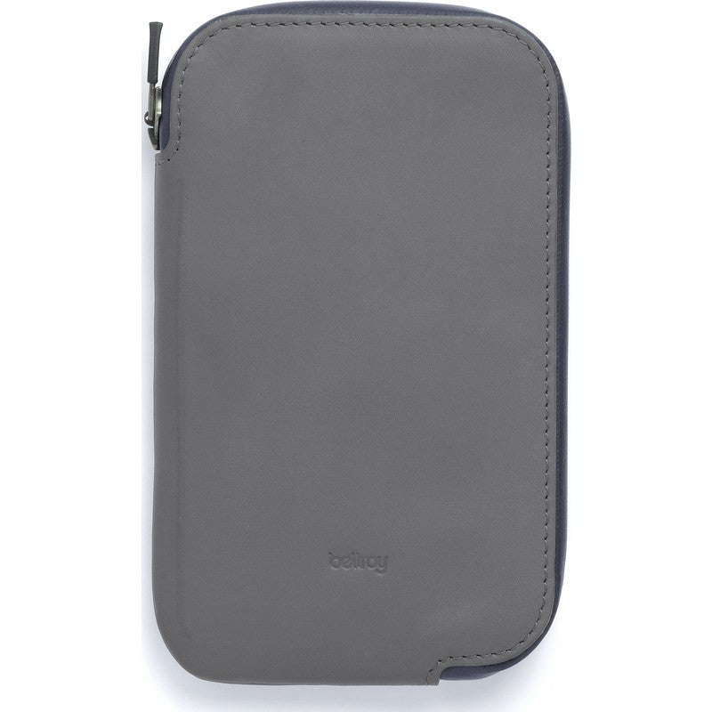 Bellroy Leather Elements Phone Pocket Plus | Slate