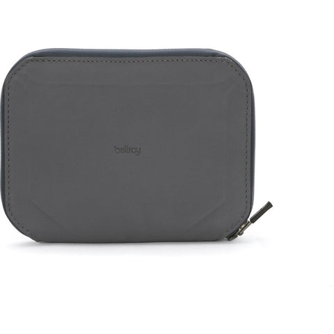 Bellroy Leather Elements Travel Zip Case | Slate