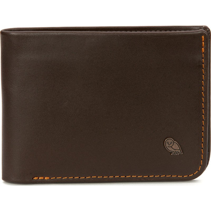 Bellroy Leather Hide & Seek Low Wallet | Java