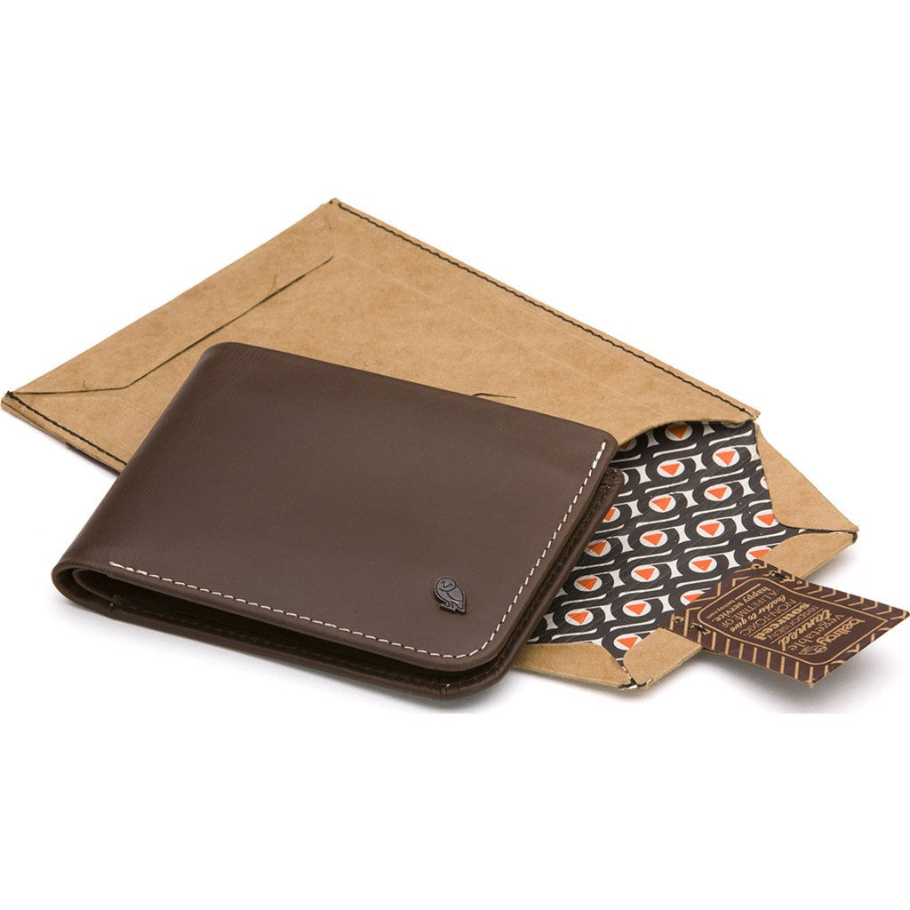 Bellroy Hide & Seek Low Wallet | Cocoa WHSD-COCOA
