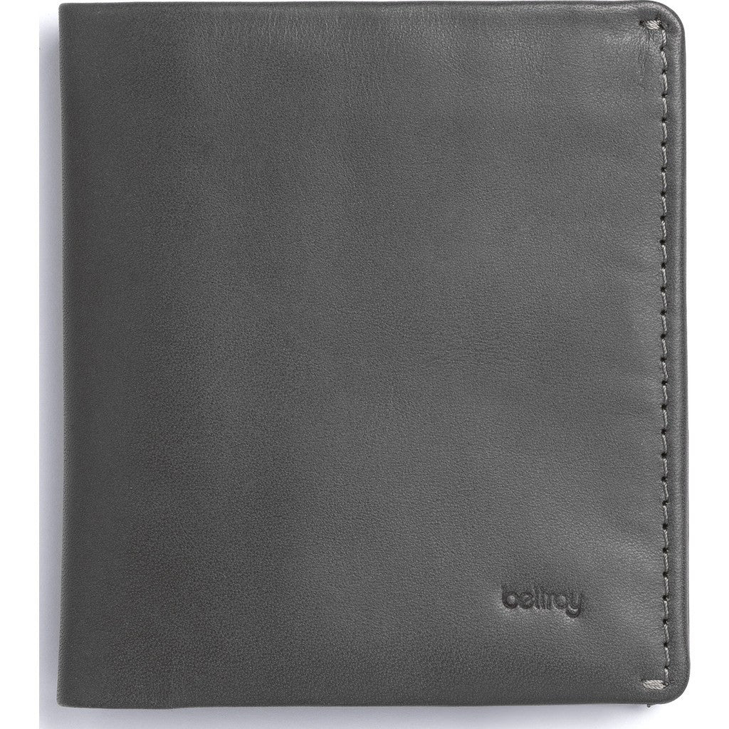 Bellroy Note Sleeve Wallet | Charcoal WNSB-CHARCOAL