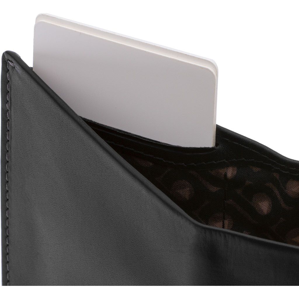 Bellroy Note Sleeve Bifold Wallet | Black WNSC-Black
