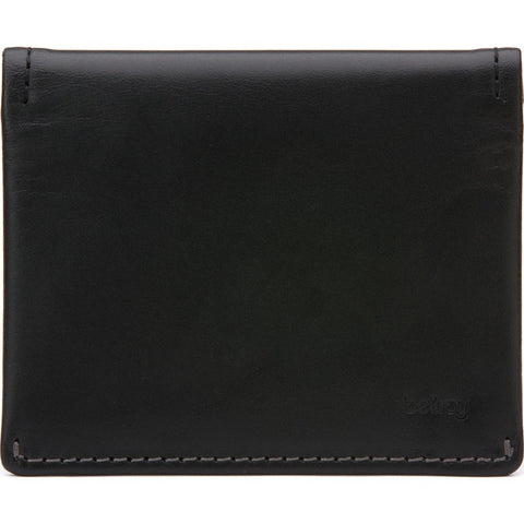 Bellroy Leather Slim Sleeve Bifold Wallet | Black
