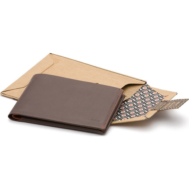 Bellroy Leather Passport Travel Wallet | Mocha