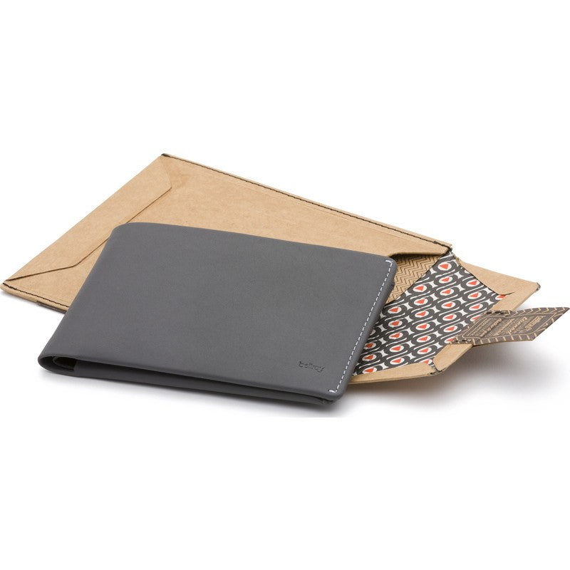 Bellroy Leather Passport Travel Wallet | Slate
