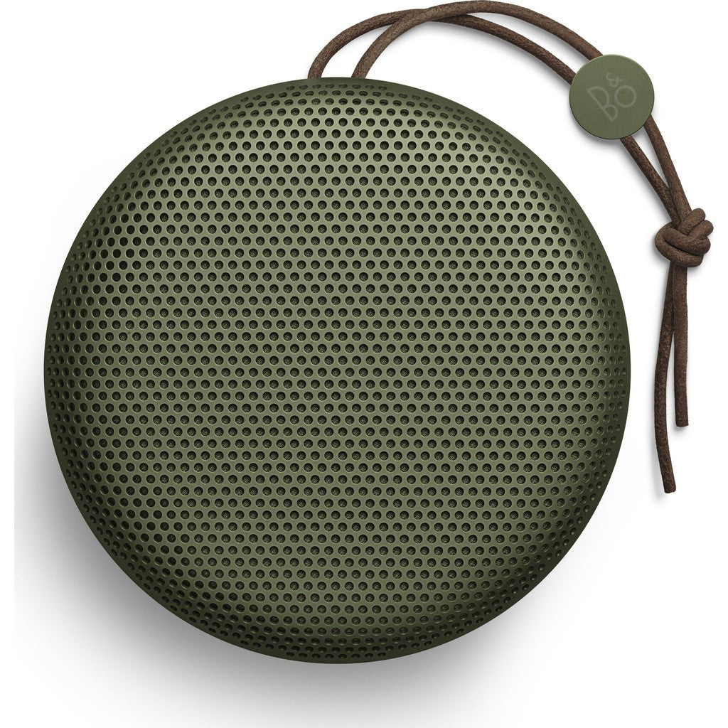 Bang & Olufsen BeoPlay A1 Portable Bluetooth Speaker Moss Green 1297862