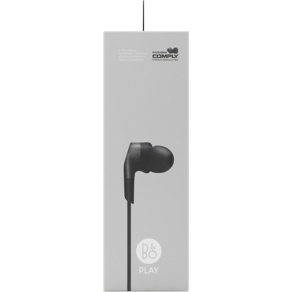 e949fa68a3b ... Bang & Olufsen Beoplay H3 ANC In-Ear Headphones with Microphone |  Gunmetal Gray 1643158 ...