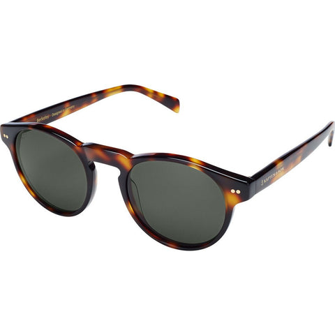 Kapten & Son Berkeley Sunglasses | Tortoise Green