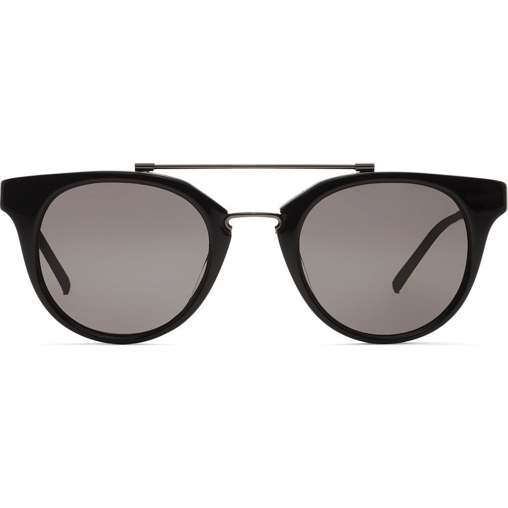 Kaibosh Biblio Remix Sunglasses | Solid Black KBS_810601