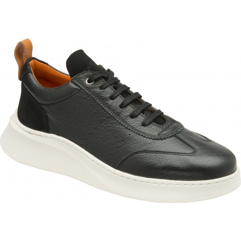 Frank Wright Men's Brompton Sneakers | Leather
