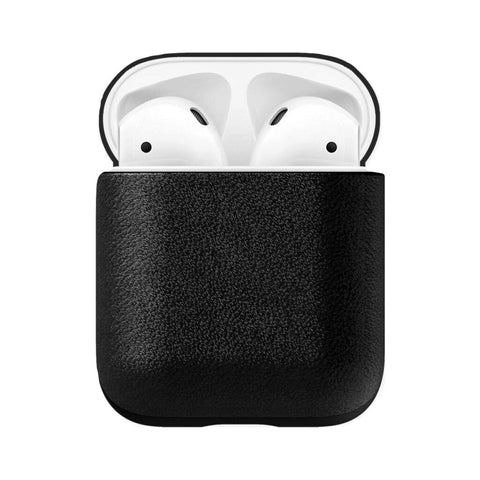 Nomad Rugged Leather Case for AirPods | Rustic Brown NM721R0000