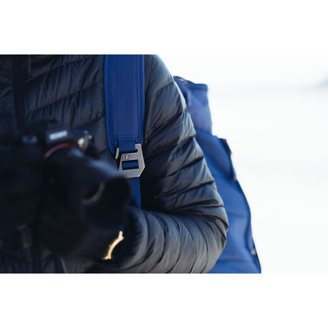 Douchebags Base 15L Daily Urban Backpack | Midnight Blue 135F