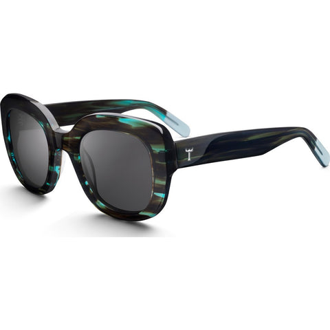 Triwa Ingrid Sunglasses | Blue Bird SHAC172