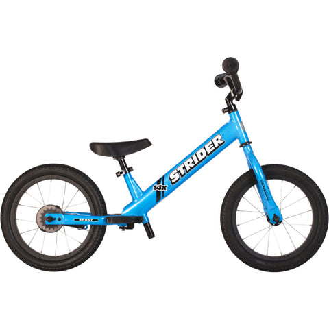 Strider 14x Sport Kid's Balance Bike | Blue